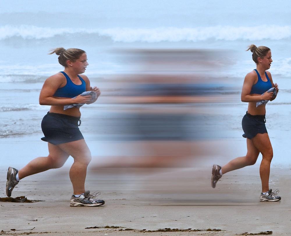 Похудеть помощью бега отзывы