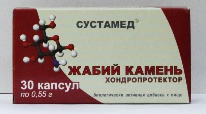 glükózamin-kondroitin felszabadulási forma