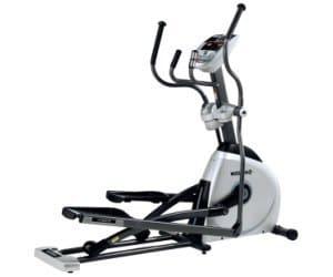 Gewichtsverlust Training mit Ellipsentrainer
