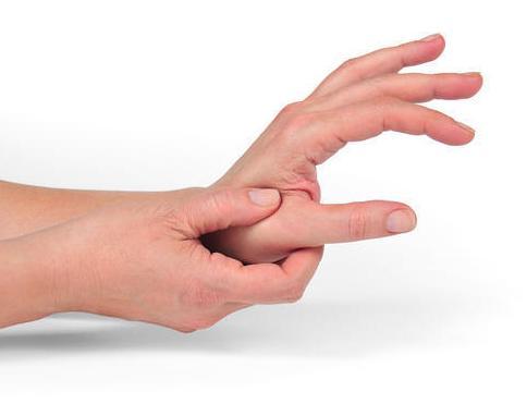 az ujjak falának artrózisának kezelése
